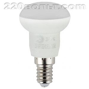 Лампа светодиодная ЭРА LED R39- 4W-827-E14 (диод, рефлектор, 4Вт, тепл, E14)