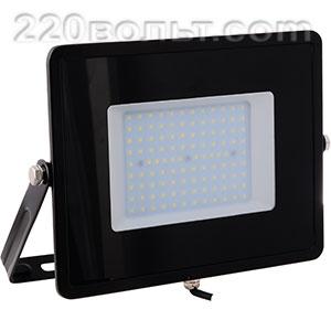 Прожектор LL-923 150W 6400K 230V (339*272*34mm) Черный IP 65
