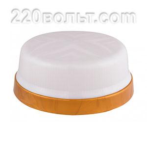 Светильник ERKA 1102-GB, настенный, 26w, золото-белый, Е27, IP20