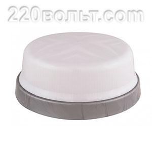 Светильник ERKA 1102-SB, настенный, 26w, серебро-белый, Е27, IP20