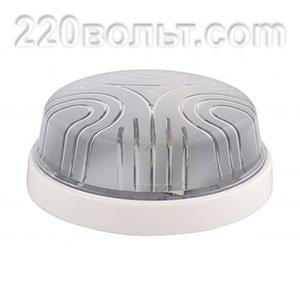 Светильник ERKA 1103, настенный, 26w, белый-прозрачный, Е27, IP20