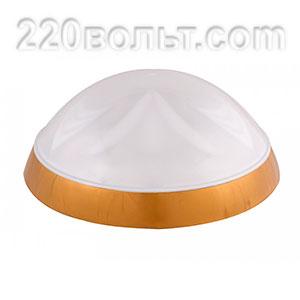 Светильник ERKA 1126-GB, настенный, 26w, золото-белый, Е27, IP20