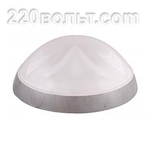 Светильник ERKA 1126-SB, настенный, 26w, серебро-белый, Е27, IP20
