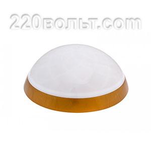 Светильник ERKA 1127-GB, настенный, 26w, золото-белый, Е27, IP20