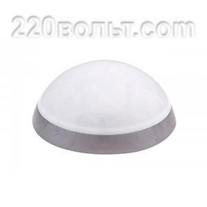 Светильник ERKA 1127-SB, настенный, 26w, серебро-белый, Е27, IP20