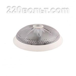 Светильник ERKA 1149D,настенный с дат/дв, 2х26w,белый-прозрачный