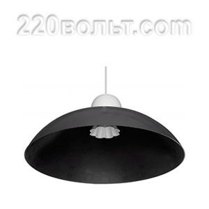Светильник ERKA 1301, потолочный, 60w, черный, Е27