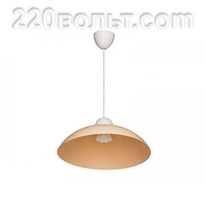Светильник ERKA 1301, потолочный, 60w, бежевый, Е27