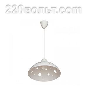 Светильник ERKA 1302, потолочный, 60w, белый, Е27