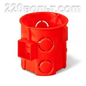 Монтажная установочная коробка (подрозетник)
