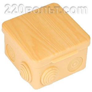 Коробка распаячная КМР IP54