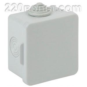 Коробка распаячная IP54 ЭРА