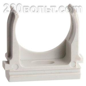 Крепеж-клипса d32мм EKF Plast (50шт.) EKF PROxima