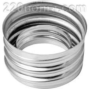 Патрон-переходник кольцо LH68 E40-E27 230v Feron - 220 Вольт