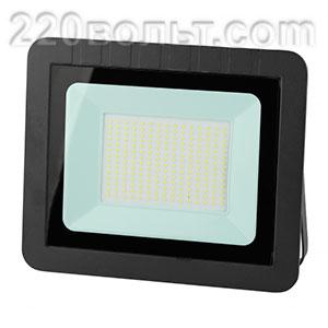 Прожектор светодиодный 150Вт 12000Лм 6500К SMD Eco Slim 340х275х60 LPR-150-6500K ЭРА