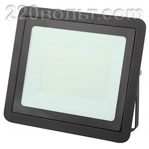 Прожектор светодиодный 200Вт 16000Лм 6500К Стандарт 390х330х50 LPR-021-0-65K-200 ЭРА