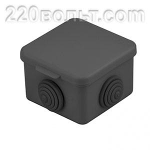 Коробка распаячная 4 ввода IP54 EKF PROxima