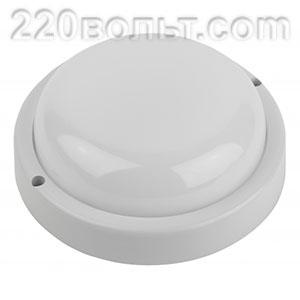 Светильник светодиодный 8Вт IP65 760 Лм 4000К с дат/дв ЭРА