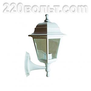 Светильник садово-парковый Леда настенный четырехгранный ЭРА