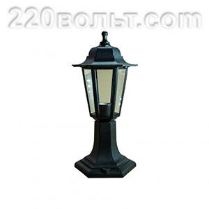 Светильник садово-парковый Оскар-1 напольный шестигранный ЭРА