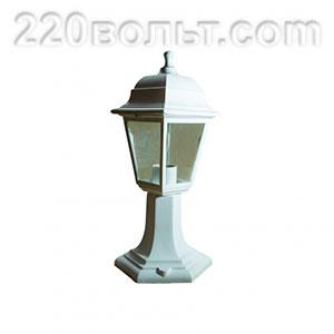 Светильник садово-парковый Оскар напольный четырехгранный ЭРА