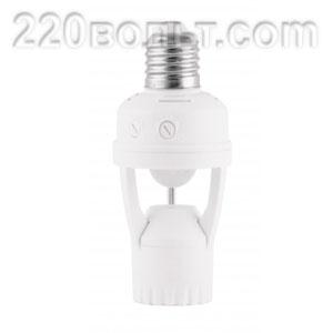 ИК датчик движения E27 60Вт 360гр. до 7м IP20 EKF PROxima