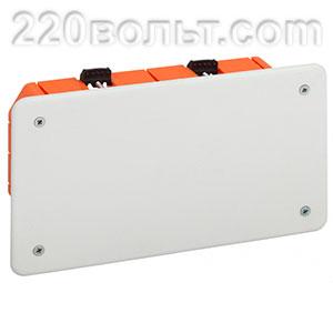 Коробка распаячная KRP для полых стен IP20 ЭРА