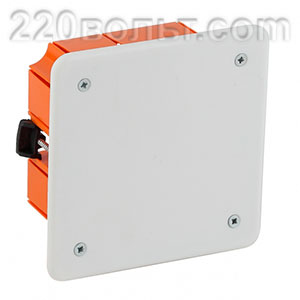 Коробка распаячная для полых стен IP20 ЭРА