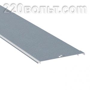 Крышка на металлический лоток основание 100мм L3000 EKF