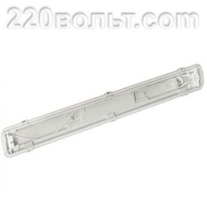 Светильник пылевлагозащищенный IP65 Slim 1х600мм (ЕС)
