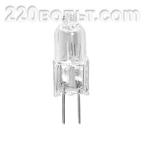 Лампа гал.пальчик.12v20w G4 Feron
