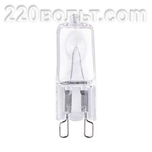 Лампа гал.пальчик.220v75w G9 Feron