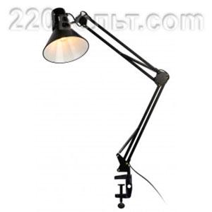 Светильник настольный N-214-E27-40W-BK черный ЭРА