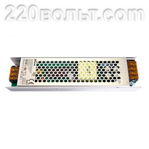 Адаптер LB009 100w 12v (для ленты LED до 20м) Feron