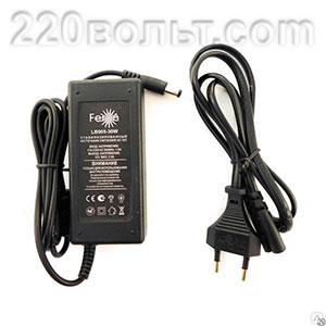 Адаптер LB005 30w 12v (для ленты LED до 6м) Feron