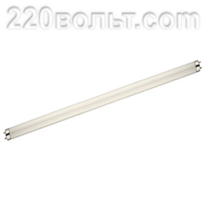 Лампа ЛД 15w T8 Delux