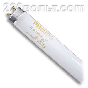 Лампа ЛД 18w T8 Philips