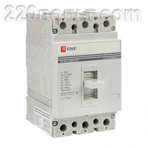 Автоматический выключатель ВА-99 250