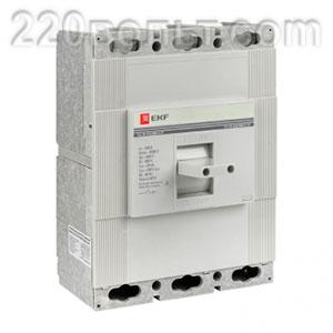 Автоматический выключатель ВА-99 800