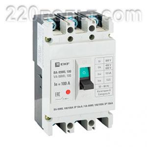 Автоматический выключатель ВА-99МL 100
