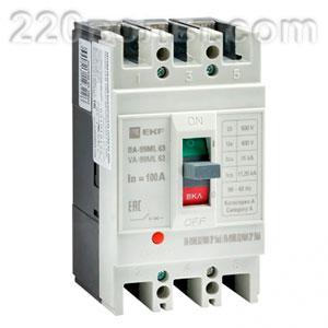 Автоматический выключатель ВА-99МL 63