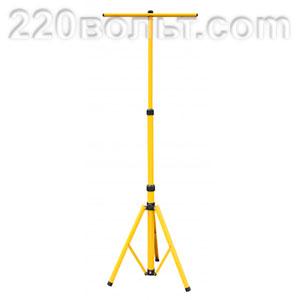 Штатив для двух светодиодных прожекторов высота 62-160 см ЭРА
