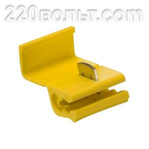 Ответвитель прокалывающий ОВ-3 2.5-6.0 мм2 желтый EKF PROxima