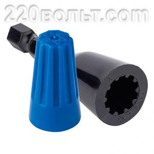 Соединительный изолирующий зажим СИЗ-2 4мм (Р-72) EKF PROxima