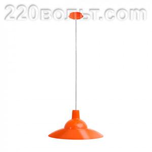 Светильник ERKA 1305 потолочный 60w оранжевый Е27