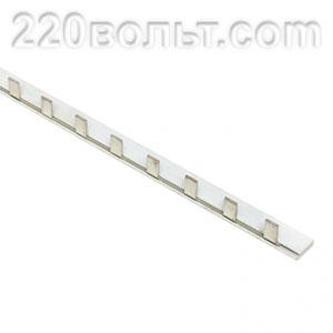 Шина соединительная типа PIN для 2-ф нагр.100А (ВА 47-100) EKF