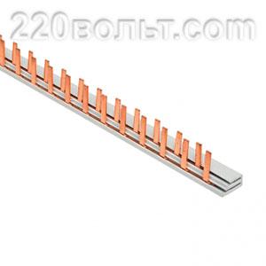 Шина соединительная типа PIN 63A 108 мод. для диф. автомтов EKF