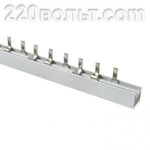 Шина соединительная типа PIN для 3-ф нагр. 100А EKF PROxima