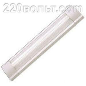 Светильник корпус под LED-лампу 2х120см G13 стекло PLF30 Magnum