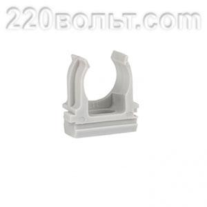Крепеж-клипса d20мм EKF Plast (100шт.) EKF PROxima
